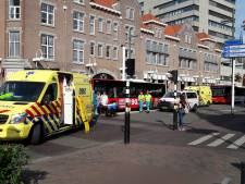 Man aangereden op Keizersgracht, hulpdiensten snel ter plaatse ondanks storing