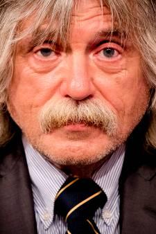 Johan Derksen: Wij zijn de luis in de pels van Van Gaal