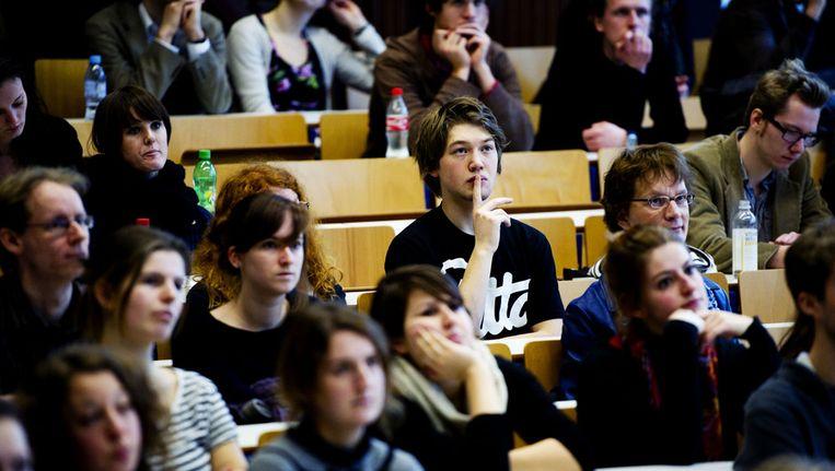 Plan D66 voor weerwerk aan onderwijsbestuurders krijgt steun in nasleep Amarantis-affaire. Beeld ANP