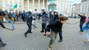 Ecolo wil onderzoek van Comité P naar politieoptreden op Koningsplein tijdens actie Extinction Rebellion