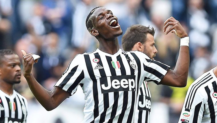 Juventus won met 4-0 van Palermo. Beeld epa
