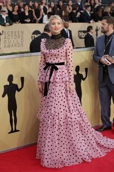Rode loper SAG Awards overspoeld met sterren is kostbare designjaponnen