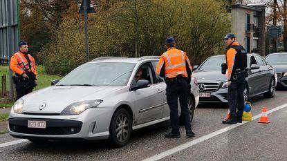 Politie controleert 3.300 voertuigen