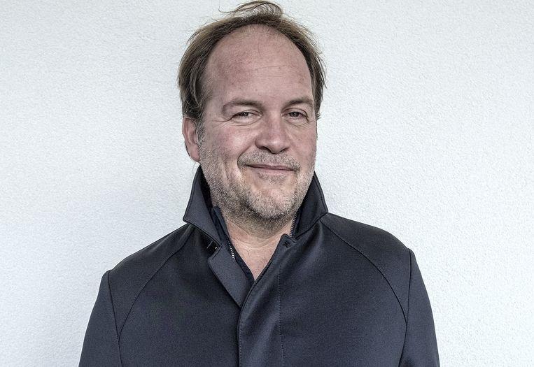 Michel van Egmond: 'Als iedereen naar links gaat, moet jij naar rechts.' Beeld Patrick Post