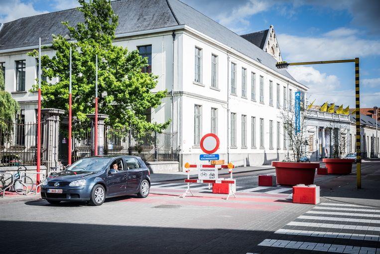 Het circulatieplan in Gent ging van start in april.