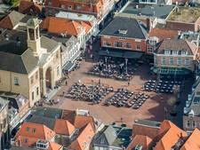 Terras in Harderwijk nog steeds zonder vergunning