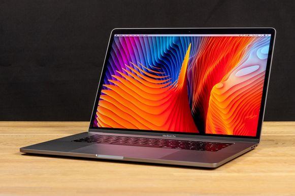 De recentste MacBook Pro.