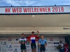 'Luyksgestel' strikt voor wielerronde ook kersvers nationaal kampioen Roy Pieters