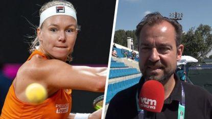 """""""Een leuke affiche met apart randje"""": onze tennisexpert Filip Dewulf analyseert Clijsters versus Bertens"""