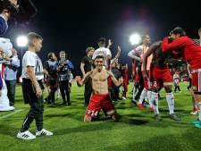 Chaos in Ligue 2: Vier rode kaarten, gelijkmaker in 126ste minuut en penalty's