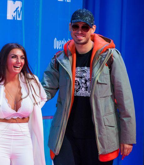 Afrojack trouwt dit weekend met zijn vriendin Elettra Lamborghini: 'Kan niet wachten'