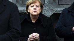 Merkel erkent fouten na aanslag kerstmarkt