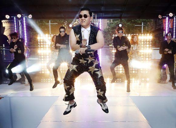 Psy leerde met 'Gangnam Style' de wereld paardrijden.