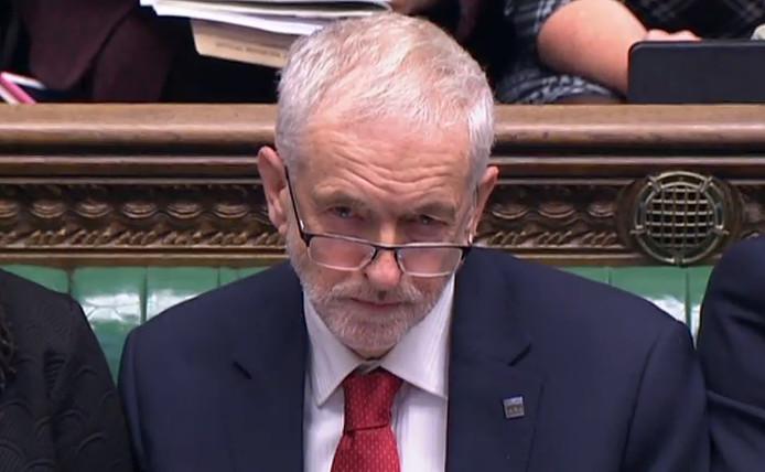 Labour-leider Jeremy Corbyn.