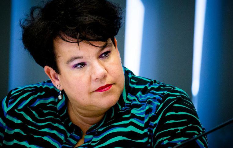 Wethouder Sharon Dijksma van PvdA. Beeld anp