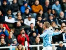 Malgré un but splendide de De Bruyne, City cale à Newcastle