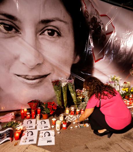 Politie Malta zet met arrestatie 'regelaar' grote stap in onderzoek vermoorde journaliste