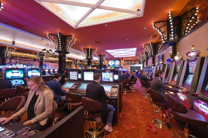 Van der Valk opende onlangs een casino in Tiel.
