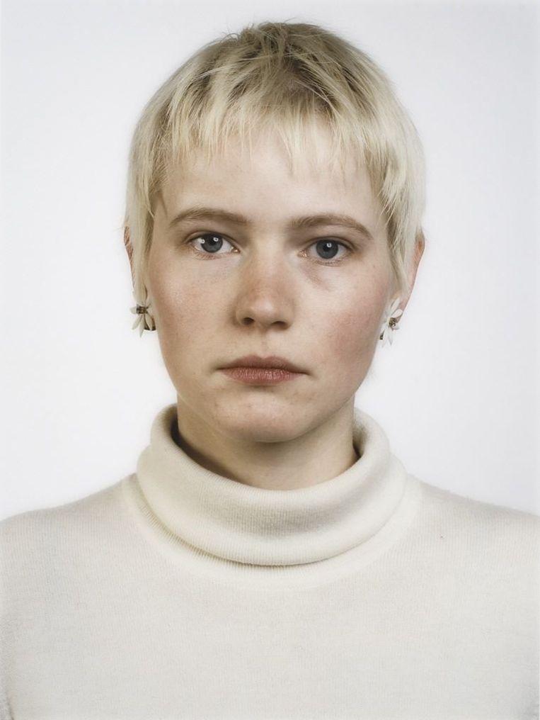 Portret, 1987 Beeld null