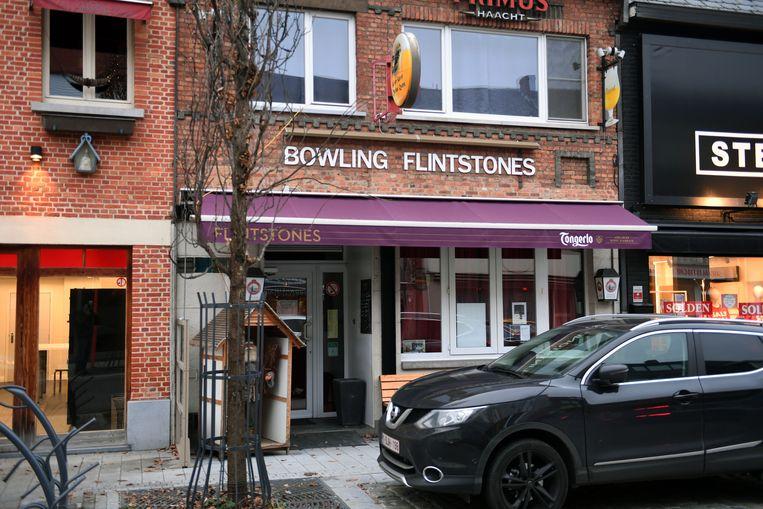 Café Flintstones langs de Schrieksebaan bestaat al sinds 1971.