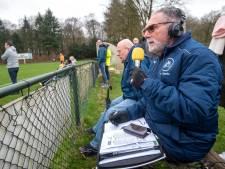 Live commentaar Hans Stofkooper bij DUNO-Capelle: 'Van la Parra raakt niks, behalve grassprietjes'