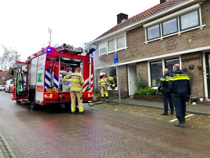 a6ac27bcbbd Man die brand stichtte in Klarendal: 'Bedreigingen aan adres van ...