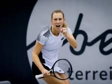 Elise Mertens termine l'année dans le top 20