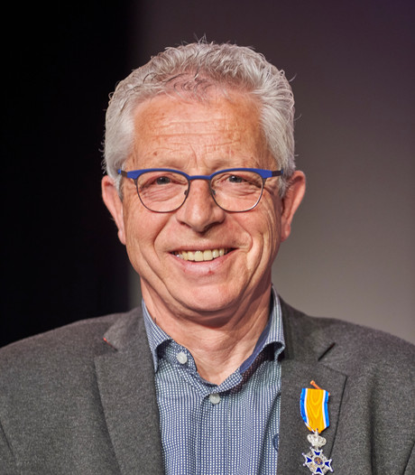 Koninklijke onderscheiding voor Schijndelaar Jack van Zutphen
