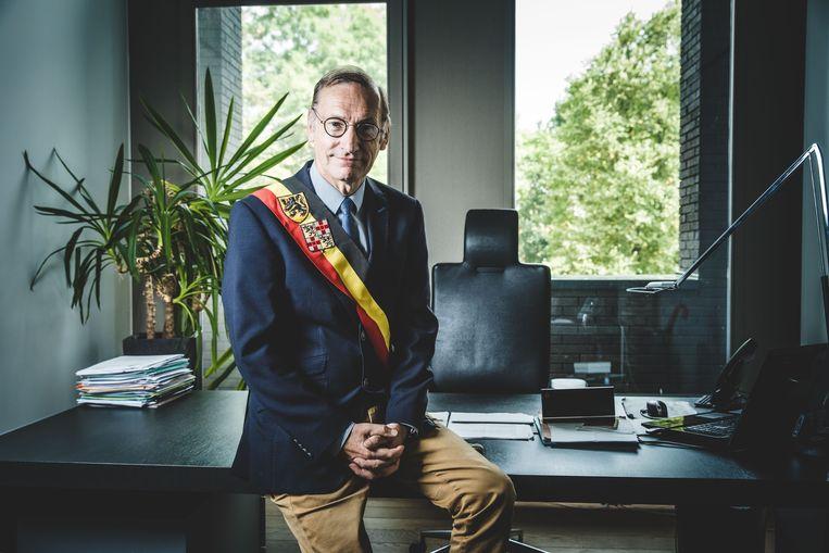 Burgemeester; Philippe De Coninck