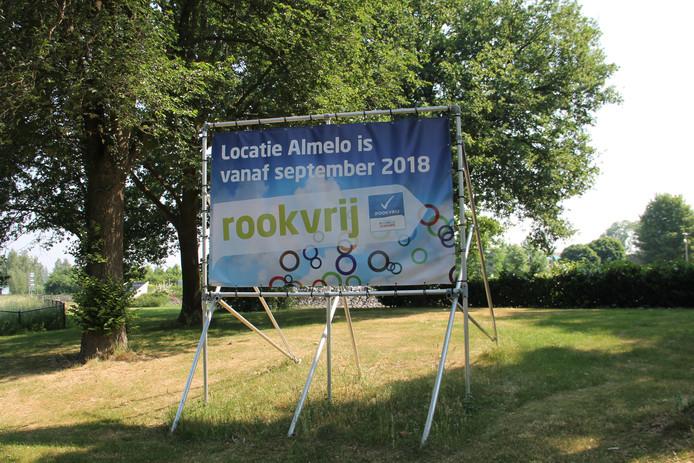 Het AOC in Almelo is met ingang van het nieuwe schooljaar rookvrij.