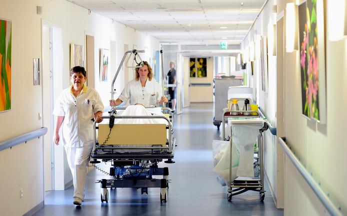 Wie in de zorg werkt, heeft een zwaar beroep in België en mag eerder met pensioen. Foto ter illustratie.