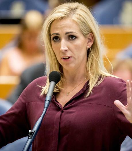 Lilian Marijnissen houdt in debat er rekening mee dat ze een vrouw is