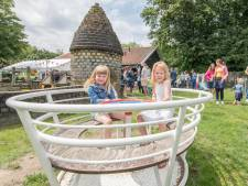 Feestelijk jaar voor speeltuin De Vluchtheuvel in Nieuwdorp