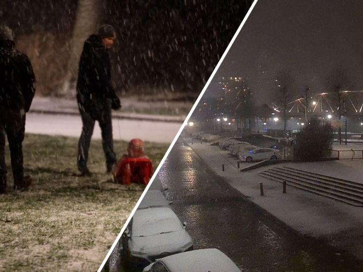 Eindelijk, de sneeuwpret kan beginnen!