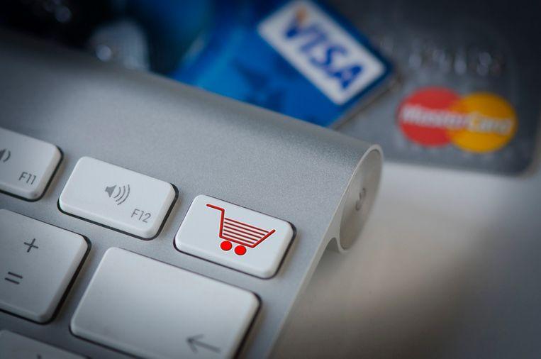 Creditcardmaatschappij ICS beheert ongeveer 3 miljoen Mastercards en Visa-cards. Beeld ANP XTRA