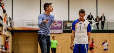 Coach Den Hertog na paar maanden al weg bij korfbalclub GKV uit Gorinchem