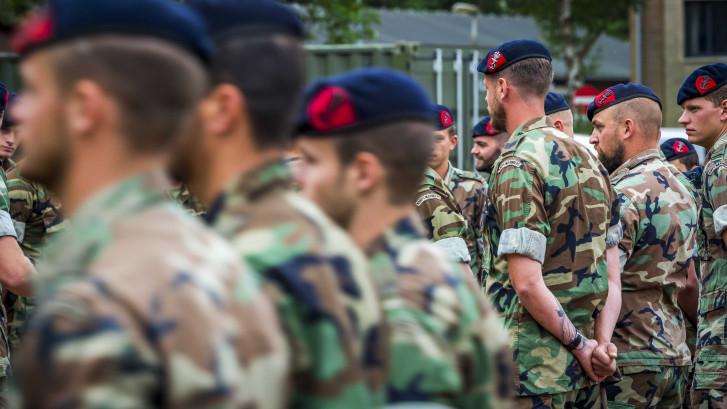 Defensie informeert Kamer over kosten Marinierskazerne