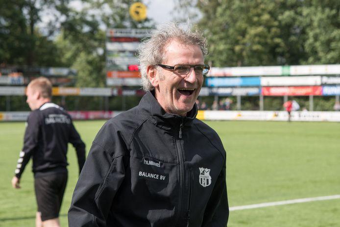Jan de Ruiter heeft met Elspeet twee promoties op zijn naam staan. De trainer vertrekt na dit seizoen.