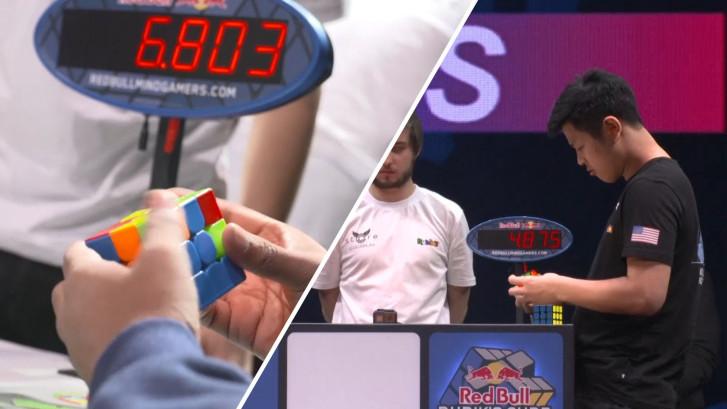Autistische Max (17) nieuwe wereldkampioen Rubiks kubus