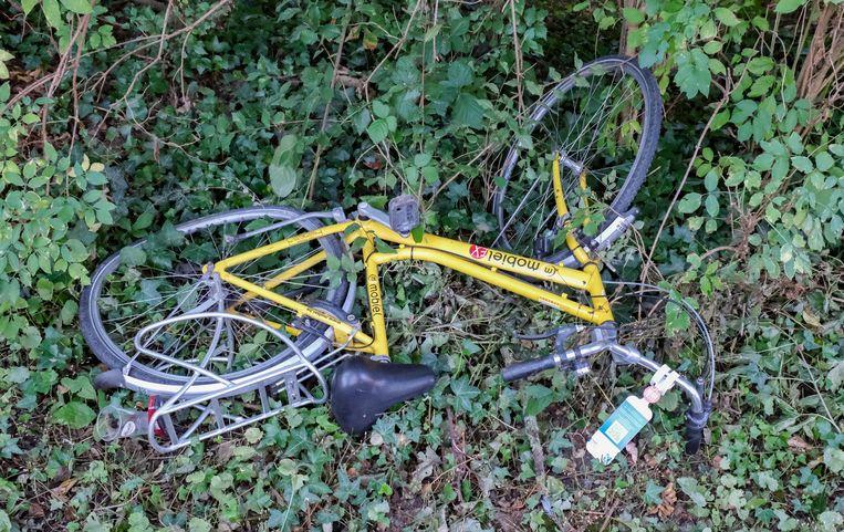 Iemand een fiets kwijt in Heule?