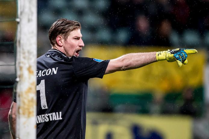 Lars Unnerstall gaat naar PSV. Hij wordt donderdag gekeurd.