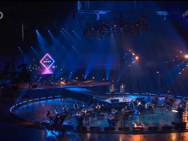 Concert van Hoop steekt muzikaal hart onder de riem
