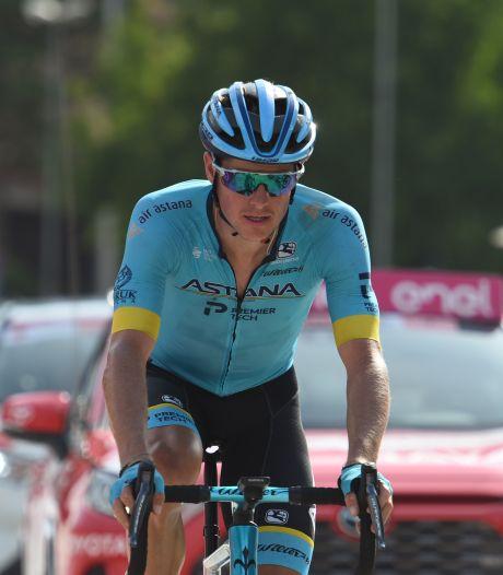 Astana gaat met kopman Fuglsang voor eindzege Giro