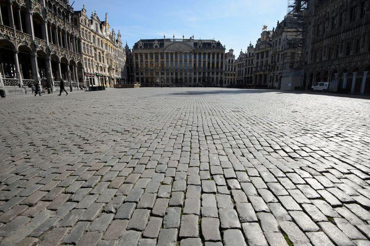 De Brusselse Grote Markt