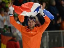 Wereldkampioen Thomas Krol wordt dinsdag gehuldigd in Deventer