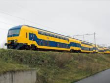 Tot 16.45 uur geen treinen tussen Den Bosch en Tilburg door aanrijding