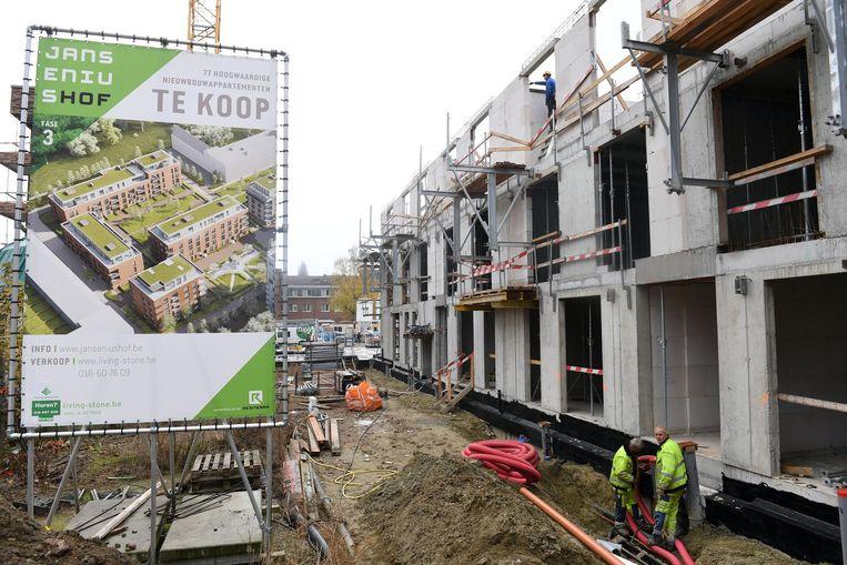 Een koudenet zal de wijk Janseniushof verwarmen.