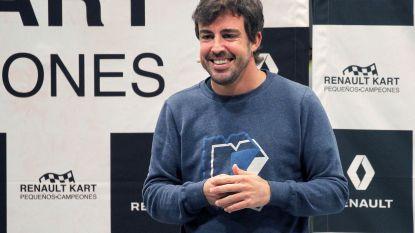 """Alonso spreekt zich uit over nieuwe McLaren: """"Op sommige vlakken presteert wagen verrassend goed"""""""