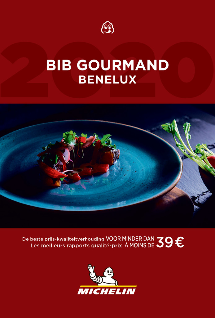 Bib Gourmand Cover