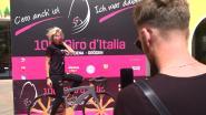 Onze man in Italië ziet hoe de Giro zelfs het kleinste dorpje doet veranderen in een festivalweide